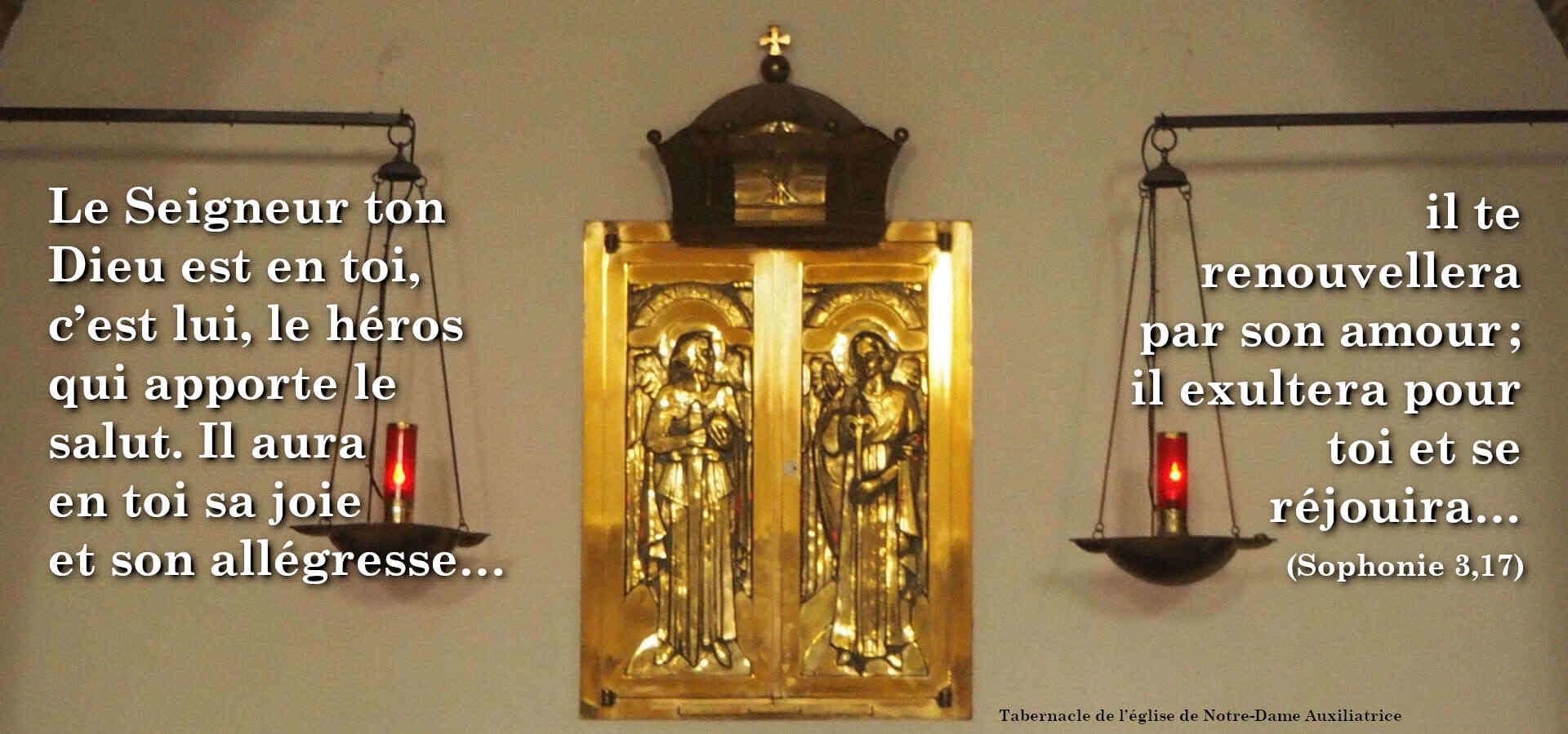 tabernacle, NDA 60